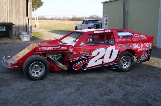 Dirt Modified Late Model And Sprint Car Driving School
